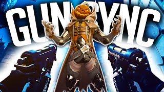 Overwatch Gun Sync - Spooky Scary Skeletons