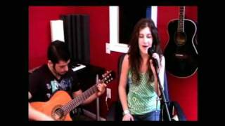 Miley Cyrus- The Climb (Maria Zouroudis acoustic cover)