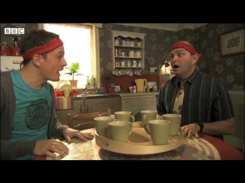 How Not To Live Your Life - Web Exclusive - Russian Roulette - BBC Comedy Extra