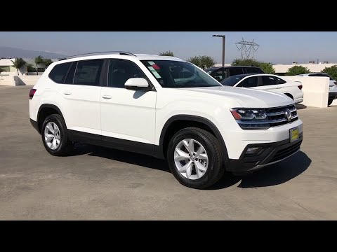 2019 Volkswagen Atlas Ontario, Claremont, Montclair, San Bernardino, Victorville, CA V190462