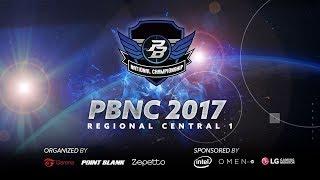 Turnamen PBNC Regional 2017: Central 1