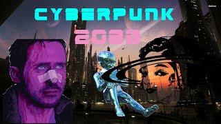 Cyberpunk 2088 / El Mejor Juego Futurista DEL MUNDO