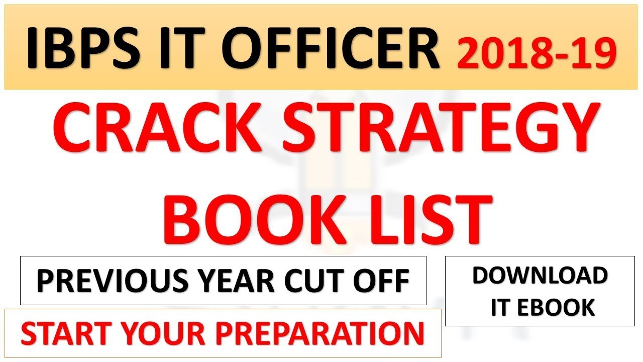 It Officer Preparation Book