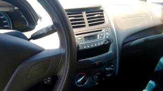 SOLUCIÓN aire forzado no funciona posiciones 1 2 3 (calefacción) Chevrolet Sail