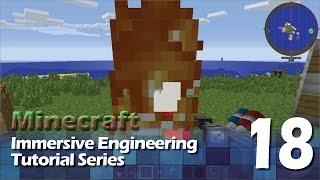 Immersive Engineering Tutorial #18 - Chemical Thrower