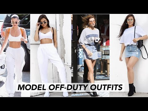 GET THE LOOK: 5 Model Off-Duty Outfits | Em Rata, Bella Hadid, Hailey Baldwin 7