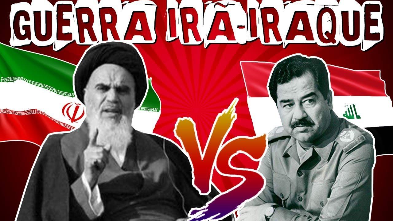 Resultado de imagem para IRÃ X IRAQUE