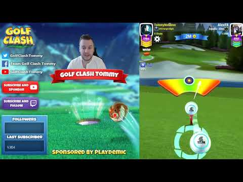 Golf Clash tips, Hole 1 - Par 3, Greenoch Point - Winter Slopes Tournament - Pro & Expert GUIDE!