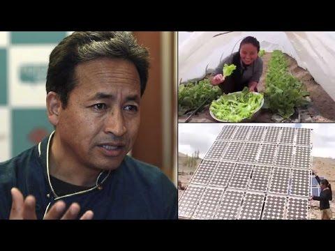 3 Idiots | The story of real life Phunsukh Wangdu