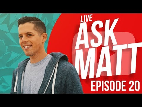 How I Leveraged a Side Hustle into 7 Figures (Products, Pricing, & GARYVEE)  - Ask Matt ep. 020