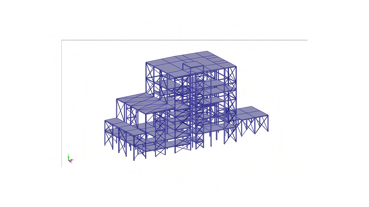 STRUCTURAL ANALYSIS AND DESIGN SOFTWARE - SAFI