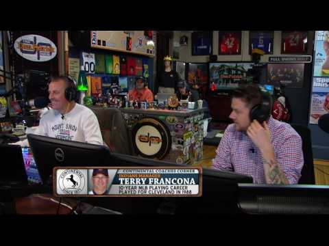 Terry Francona on The Dan Patrick Show (Full Interview) 10/24/16