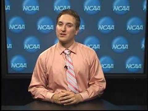 NCAA Double-A Zone Videos: 3-Minute Drill (10-4-07)