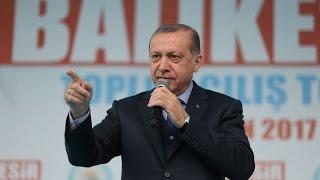 Cumhurbaşkanı Erdoğan: Gerekirse bedelli gibi düzenleme yapılabilir