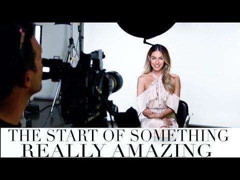 THE START OF SOMETHING REALLY AMAZING | Lydia Elise Millen
