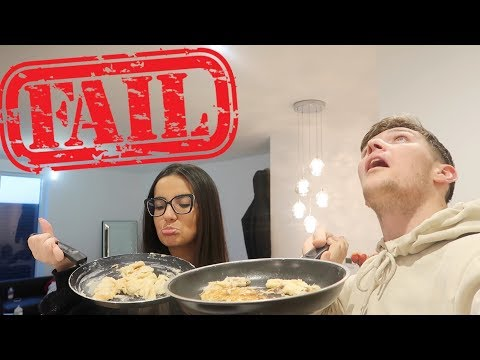 MASSIVE PANCAKE DAY FAIL!!