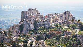 Exploring The Castles & Luxury Hotels/Restaurants in Les Baux de Provence – Belle France / EP. #272