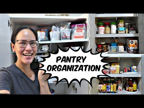 WHAT'S IN OUR PANTRY? + AFFORDABLE PANTRY ORGANIZER IDEAS