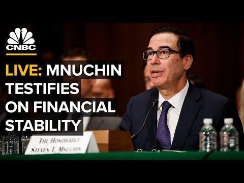 WATCH LIVE: Treasury