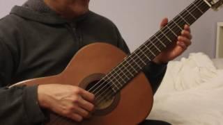 """Hướng Dẫn Guitar Solo (intro) Nhạc Phẩm """"THƯƠNG VỀ MIỀN TRUNG"""""""