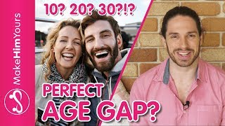 Does Age Matter? | Best Age Gap For A Successful Relationship