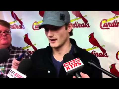 Cardinals top prospect Shelby Miller