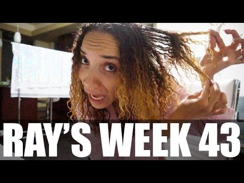 RAY'S WEEK | 43 - My Hair Ripped Out! + Single Mom Stuff
