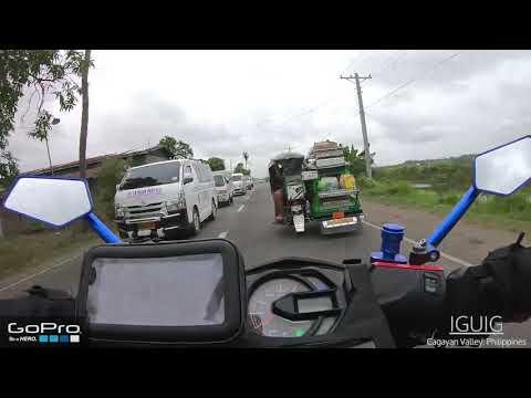 GOPRO HERO 6 | HONDA BEAT FI (COMBI/ISS) V2 FUN RIDE | ## TUGUEGARAO TO APARRI ## CAGAYAN VALLEY