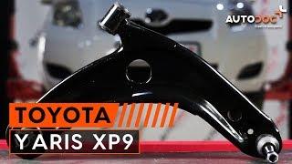 Ilmaiset TOYOTA VIOS/YARIS Saloon (ZSP9_, NCP9_) -ohjevideot – auton tee se itse -huollot ovat yhä mahdollisia