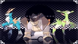 Pokemon Schwarz und Weiß 2 - Cobalion, Terrakion und Virizon Thema