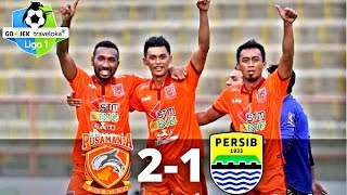 Download Video Borneo FC vs Persib Bandung 2-1 - Full Highlights HD - Liga 1 - 08/11/2017 MP3 3GP MP4
