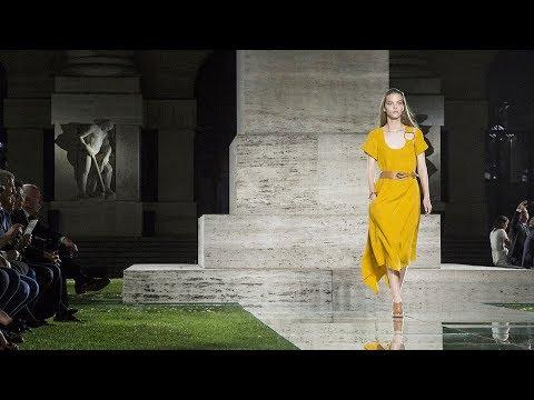 Salvatore Ferragamo | Spring Summer 2018 Full Fashion Show | Exclusive....Fashionweekly..On Fow24news.com