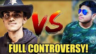 MAXTERN VS KINGANBRU CONTROVERSY | MAXTERN KICKED KINGANBRU FROM ES | KINGANBRU VS MAXTERN FIGHT