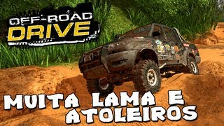 Off-Road Drive - Competições na Lama