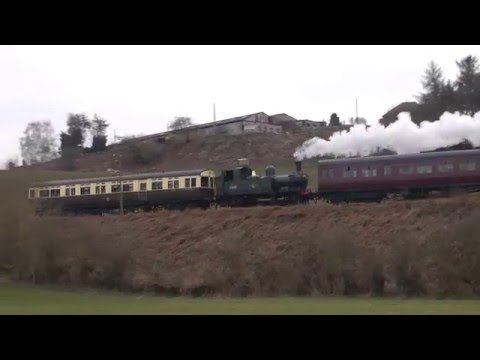 Severn Valley Railway Spring Gala - 19th March 2016