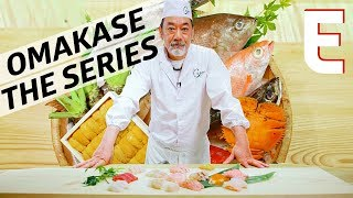 The Michelin-Starred Omakase That