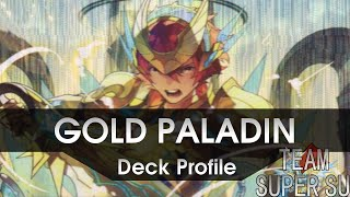 gold paladin gurguit cardfight vanguard deck profile february 2016