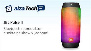 JBL Pulse 2: Bluetooth reproduktor a světelná show v jednom! - AlzaTech #373
