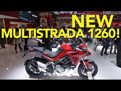 New Ducati Multistrada 1260!
