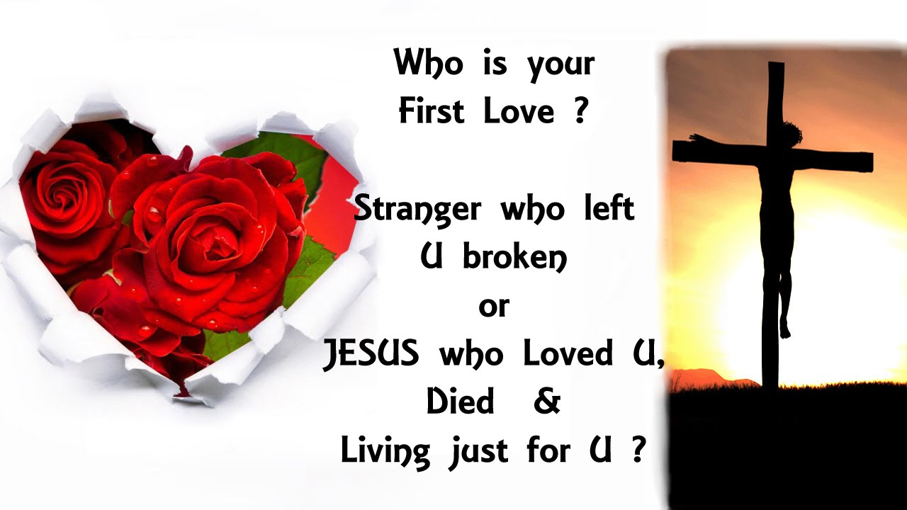 Who is your first love jesus or worldly stranger what people who is your first love jesus or worldly stranger what people say love is but what is it buycottarizona