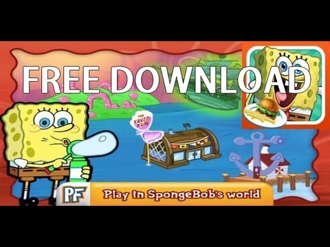 Download SpongeBob Diner Dash Deluxe 3.0 Ipa For IPhone,iPad,iPod Touch For Free
