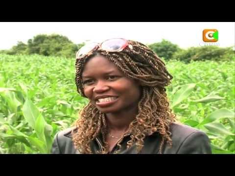 Martha Otieno: The Millionaire Farmer | 2013