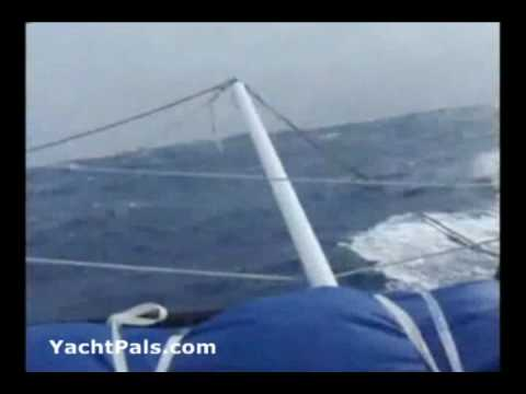 Sailing a Yacht in the Southern Ocean