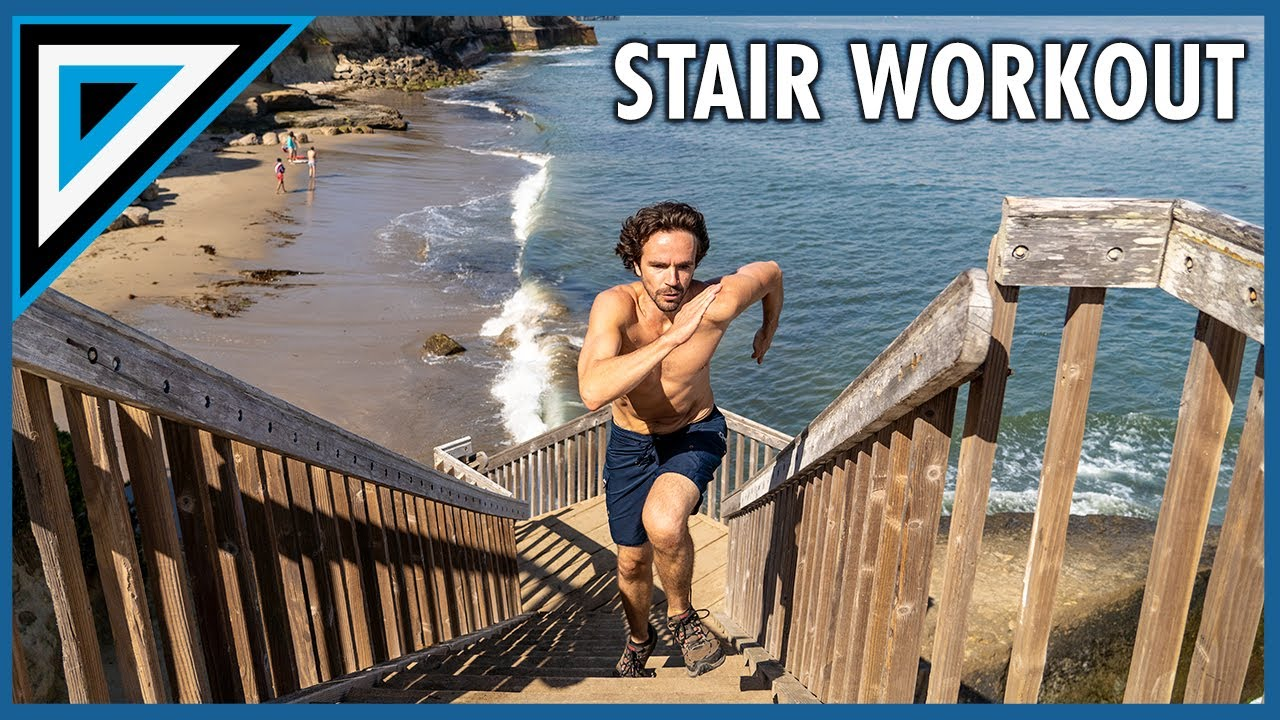 Stair Workout - HIIT Training from Aamir Khan's Dhoom 3 Transformation
