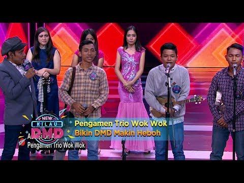 ASYIK! Pengamen Trio Wok Wok Bikin DMD Makin Heboh - New Kilau DMD (19/12)