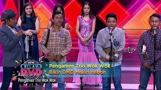 ASYIK! Pengamen Trio Wok Wok Bikin DMD Makin Heboh - New Kilau DMD (19/12) MP3