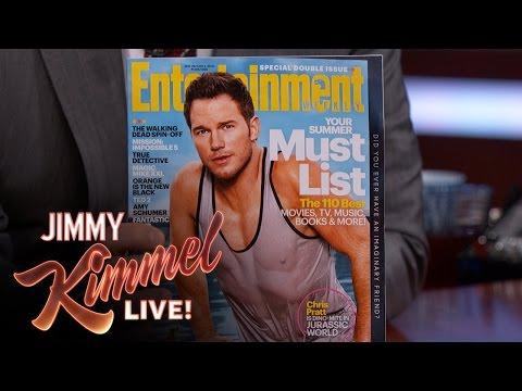 Chris Pratt - Nipple Talk
