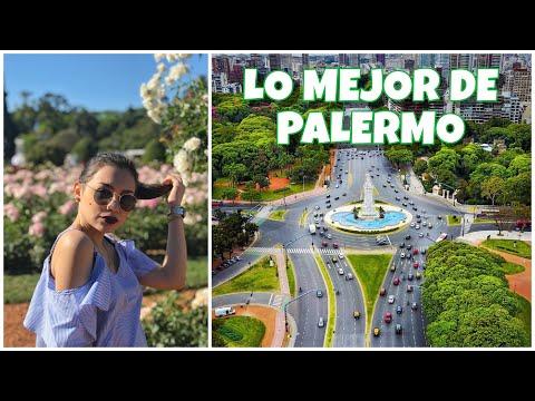 🌳 QUE HACER EN PALERMO Buenos Aires [Pt. 1] 🇦🇷 Conociendo Argentina ➪ [Rosedal de Palermo 🌹]