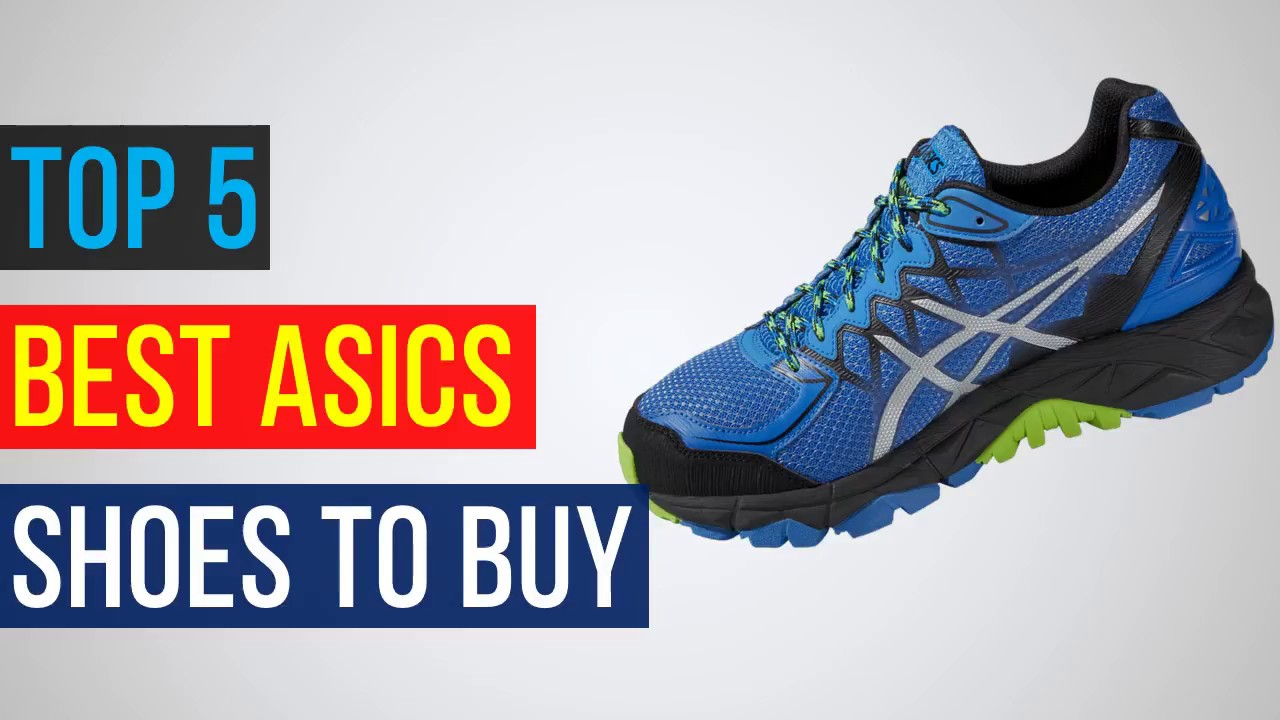 ab67d91ecf6 Top 5 Best Asics Shoes to Buy | Best ASICS Trail Running Shoes - YouTube