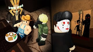 The Roblox Cult Family...